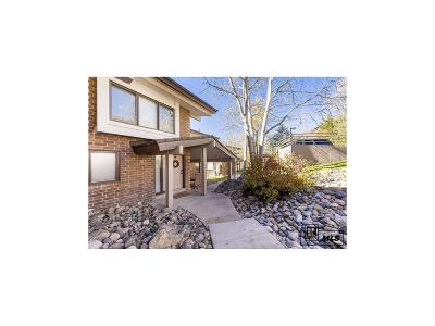 Steamboat Springs Condo/Townhouse Under Contract: 2735 Burgess Creek Road #11