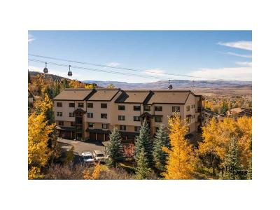 Steamboat Springs Condo/Townhouse Under Contract: 2400 Ski Trail Lane, #104 #104