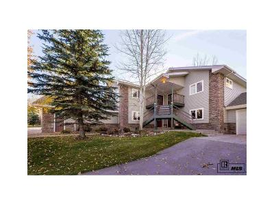Steamboat Springs Condo/Townhouse Under Contract: 1485 Mustang Run #c