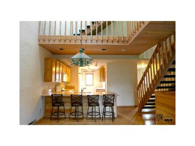 Steamboat Springs Condo/Townhouse Under Contract: 2148 Aster Place #B2