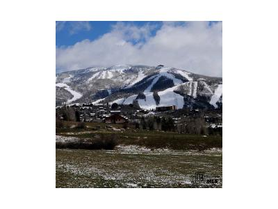 Steamboat Springs Residential Lots & Land Active: 960 Twilight Lane