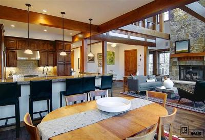 Steamboat Springs Single Family Home Active: 1286 Turning Leaf Court