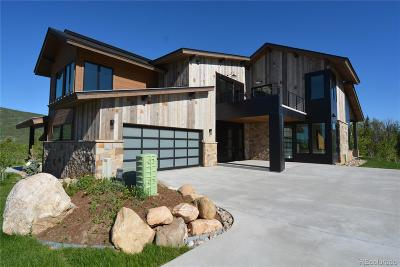 Steamboat Springs Condo/Townhouse Active: 970 Angel's View Way