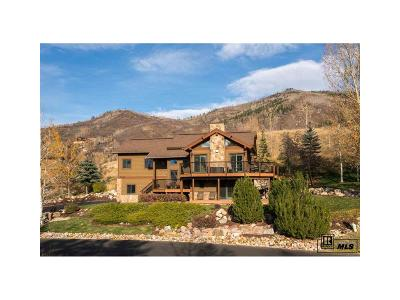 Steamboat Springs Single Family Home Under Contract: 2080 Bear Drive
