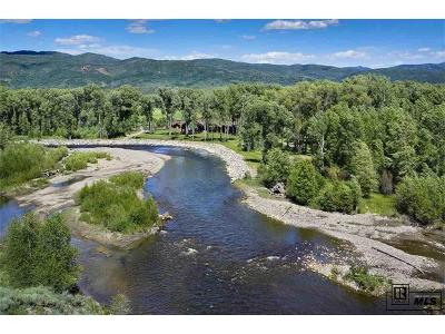 Steamboat Springs Single Family Home Active: 25563 Rcr 54