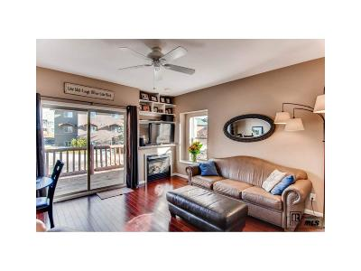 Steamboat Springs Condo/Townhouse Under Contract: 497 Eaglepointe Court