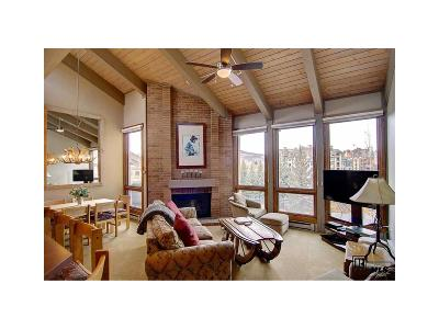 Steamboat Springs Condo/Townhouse Active: 2700 Village Dr., #302d
