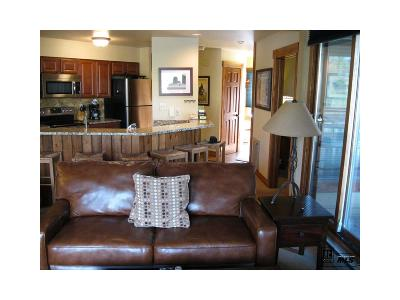 Steamboat Springs Condo/Townhouse Under Contract: 2700 Village Drive