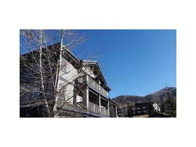 Steamboat Springs Condo/Townhouse Under Contract: 3325 Columbine Drive