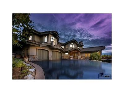 Steamboat Springs Single Family Home Active: 1220 Steamboat Blvd