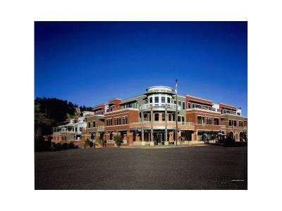 Steamboat Springs Condo/Townhouse Active: 703 Lincoln Avenue B307