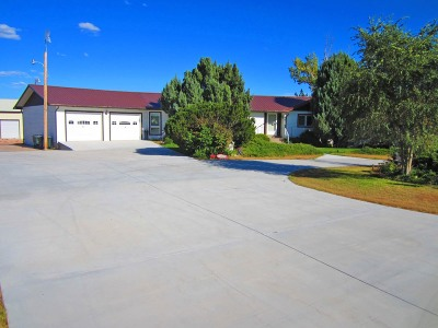 Yuma County Single Family Home For Sale: 35268 County Road FF