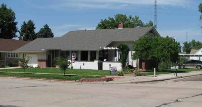 St. Francis KS Single Family Home For Sale: $183,000