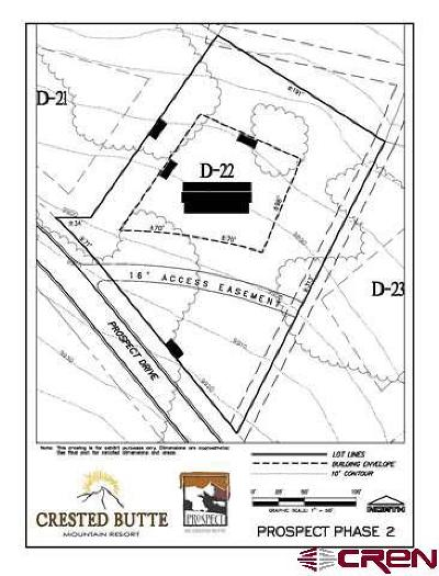 Prospect At Mt. Cb Residential Lots & Land For Sale: 613 Prospect Drive