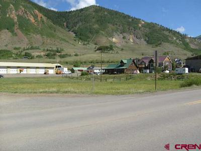 Silverton Residential Lots & Land For Sale: 6 & Greene Streets