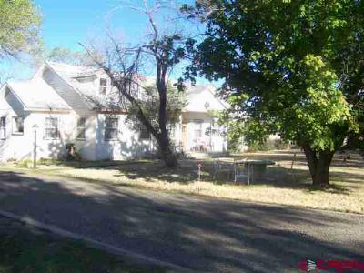 Mancos Single Family Home For Sale: 334 N Main Street