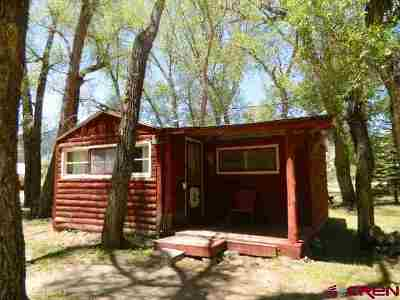 South Fork Single Family Home For Sale: 13046 Hwy 149 Cabin #2 #Cabin #2