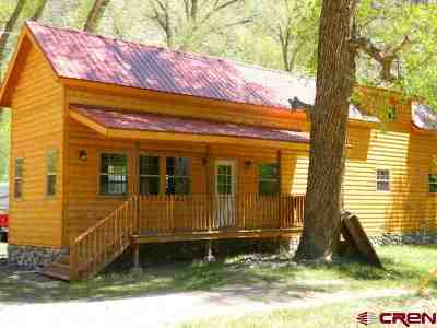 South Fork Single Family Home For Sale: 13046 Hwy 149 Cabin #31 #Cabin #3