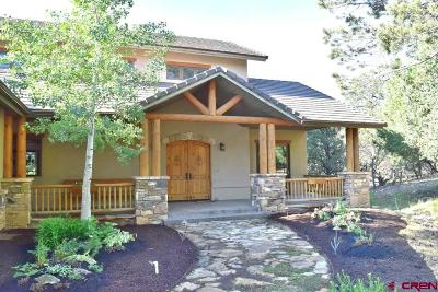 Ridgway Single Family Home For Sale: 200 Marmot
