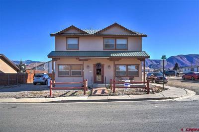 Mancos Single Family Home For Sale: 410 N Beech Street