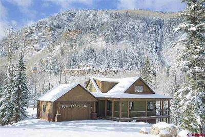 Durango CO Single Family Home Back on Market: $674,900