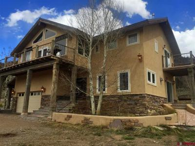 South Fork Single Family Home Back on Market: 214 S Skyline