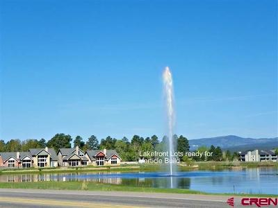 Pagosa Springs Condo/Townhouse For Sale: 3500 W Highway 160