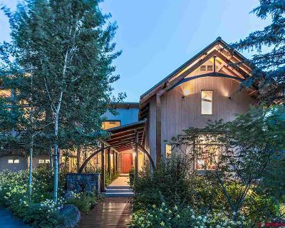 Durango Single Family Home For Sale: 820 Elkhorn Mountain Road
