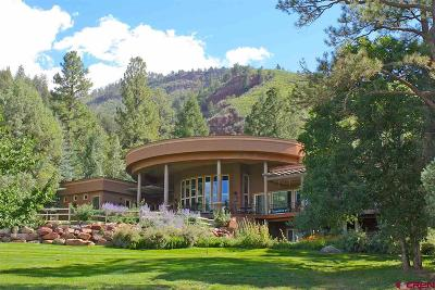 Durango Single Family Home For Sale: 6636 Cr 250