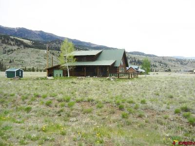 Creede Single Family Home For Sale: 207 Wood Road