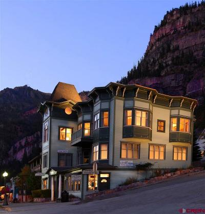 Ouray Single Family Home For Sale: 801 Main Street