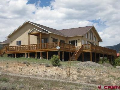 South Fork Single Family Home For Sale: 564 La Lomita