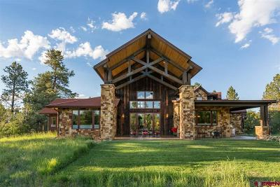 Ridgway Single Family Home Back on Market: 20 Fisher Canyon Ct.