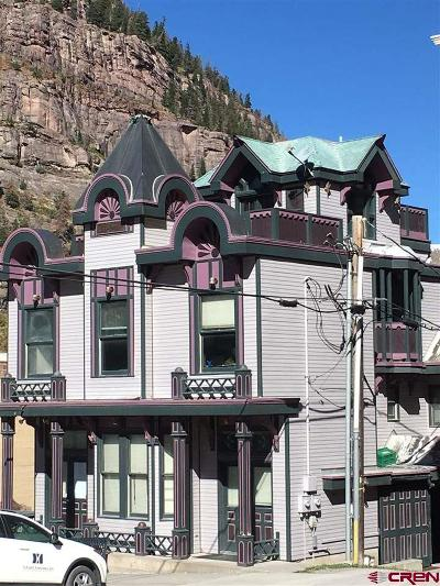 Ouray County Single Family Home For Sale: 316 6th