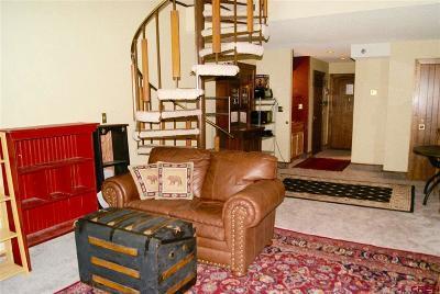 Durango Condo/Townhouse For Sale: 314 N Tamarron Drive #336