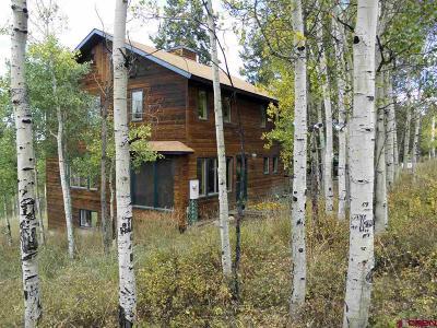 Ridgway Single Family Home For Sale: 176 Aspen Glow