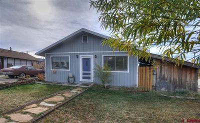 Mancos Single Family Home For Sale: 661 Railroad