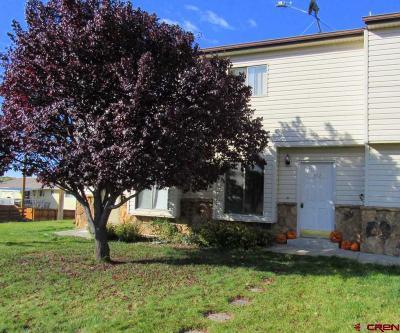 Cedaredge Condo/Townhouse For Sale: 312 NW 9th Street