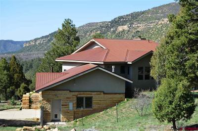 Mancos Single Family Home For Sale: 5136 Road 46