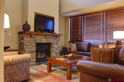 La Plata County Condo/Townhouse For Sale: 24 Sheol Street #502