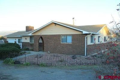 Single Family Home For Sale: 920 S Grand Mesa