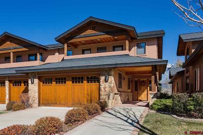La Plata County Condo/Townhouse For Sale: 52 Mid Iron
