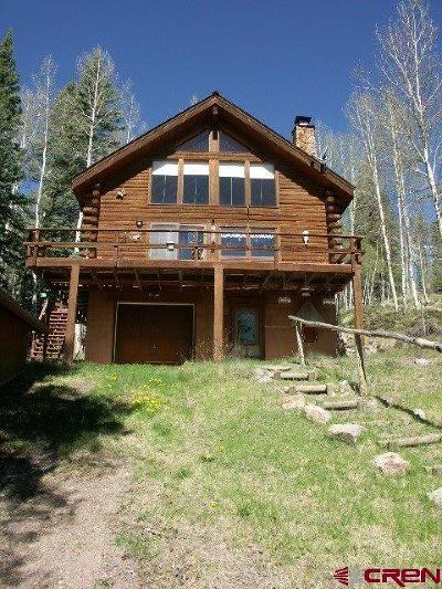 Creede Single Family Home For Sale: 32033 Elk Trail