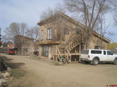Mancos Multi Family Home For Sale: 172 N Spruce