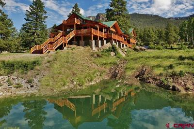Creede Single Family Home For Sale: 6486 Highway 149