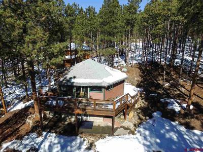 Bayfield Single Family Home For Sale: 245 Elk