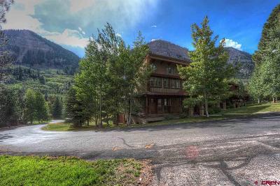 Durango Condo/Townhouse For Sale: 961 N Tamarron Drive #550/551