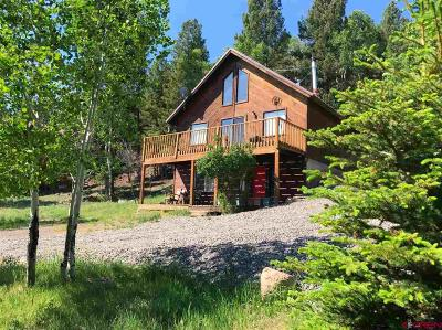 South Fork CO Single Family Home For Sale: $239,000