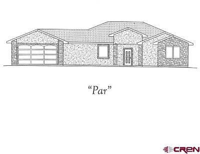 Montrose Single Family Home For Sale: Signature Ridge #Lot 2708