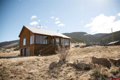 Creede Single Family Home For Sale: 398 Hinshaw